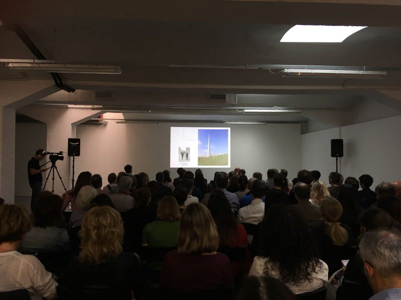 7 maggio 2018 - con Claudio Silvestrin - CASABELLAlaboratorio - via Vigevano, 8 - Milano (1/3)