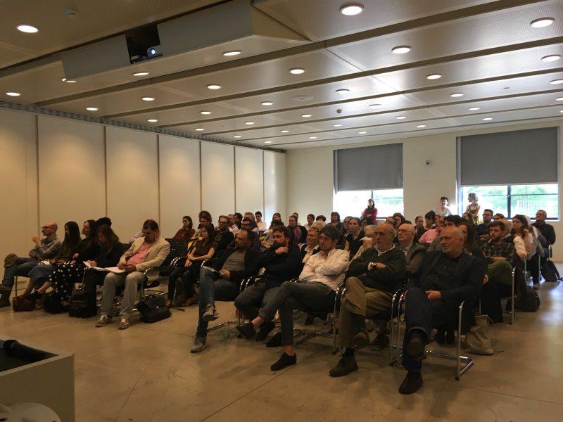6 maggio 2018 - in6 maggio 2018 - incontro, visita e inaugurazione dell'opera di Kengo Kuma ad Arte Sella, in collaborazione con Ceramiche Keopecontro, visita e inaugurazione dell'opera di Kengo Kuma ad Arte Sella, in collaborazione con Ceramiche Keope