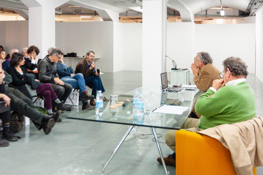 08 novembre 2018 - Francesco Dal Co + Quintus Miller «L'architettura si insegna o si impara?» - CASABELLA laboratorio via Vigevano, 8 – Milano (4/4)