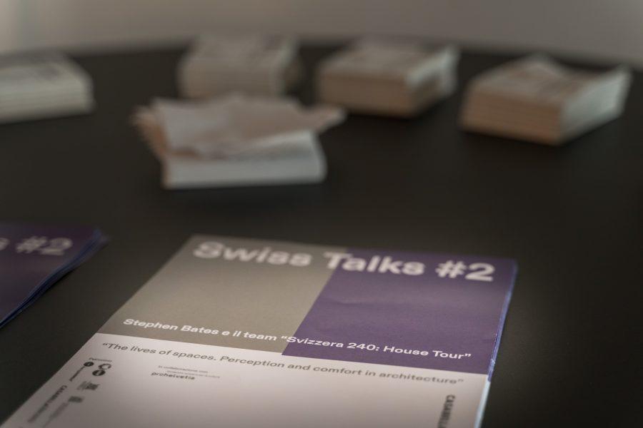 """17 ottobre 2018 - Stephen Bates e il team """"Svizzera 240: House Tour"""" – «The lives of spaces. Perception and comfort in architecture» - Palazzo Trevisan degli Ulivi - Venezia (2/4)"""