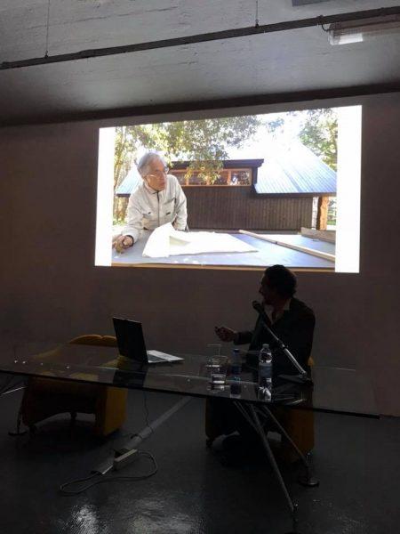 15 ottobre 2018 CASABELLAlaboratorio Milano «Vatican Chapels» con MAP Studio