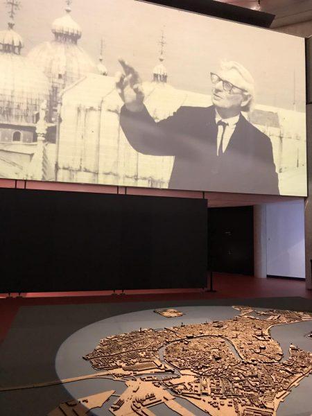 25 ottobre 2018 - «Louis Kahn e Venezia»  introduzione alla mostra di Mario Botta con Maria Bonaiti - Università della Svizzera Italiana (USI), Teatro dell'Architettura, Mendrisio