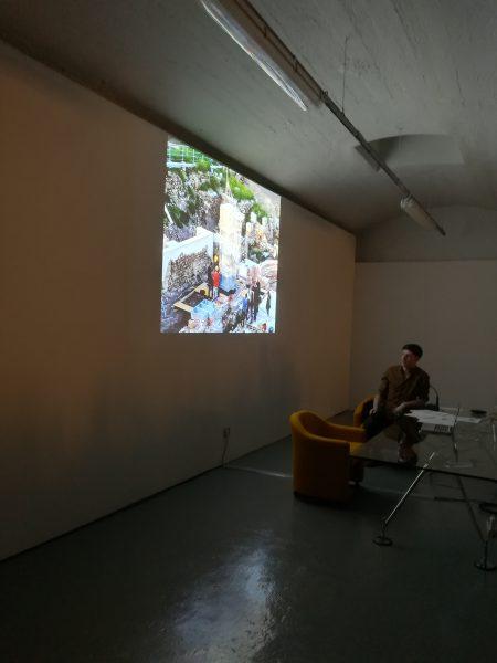 Incontro con Edoardo Tresoldi, CASABELLAlaboratorio, 18 febbraio 2019