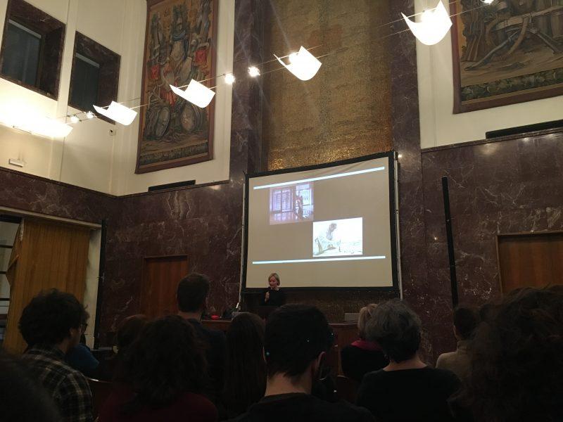 4 marzo 2019 - «Venezia», lezione di Maria Bonaiti - Firenze (1/3)