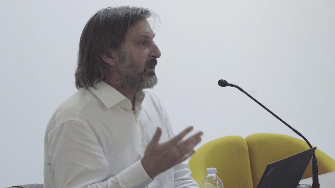 Incontro con Smiljan Radic, CASABELLAlaboratorio, 1 aprile 2019