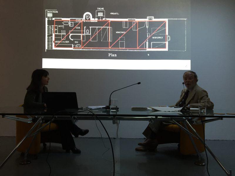 Francesco Venezia, «Cosa ho imparato da Le Corbusier», CASABELLAlaboratorio, 29 aprile 2019. ph. Alessandra Pizzocchero