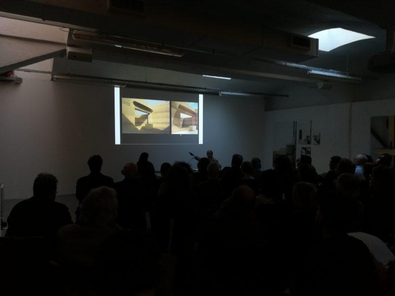 Francesco Venezia, «Cosa ho imparato da Le Corbusier», CASABELLAlaboratorio, 29 aprile 2019. ph. Giuliana Santoro