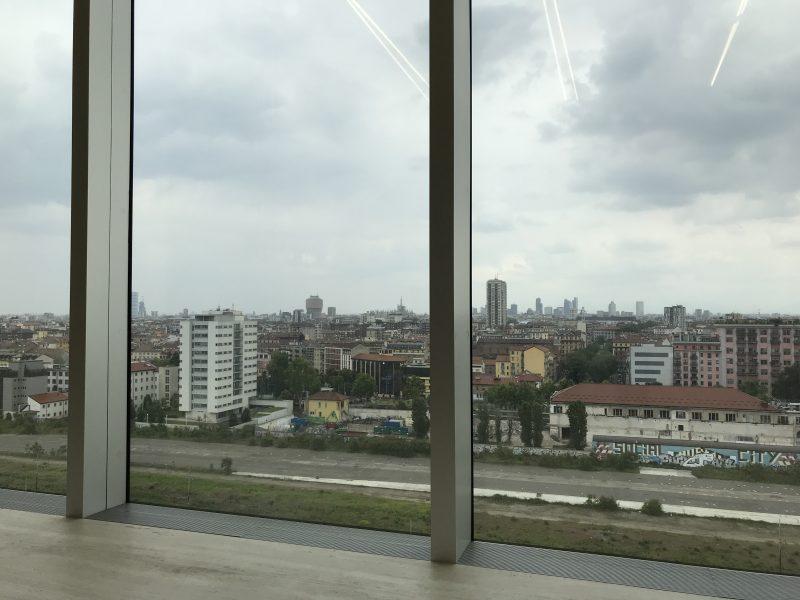 incontro e visita Fondazione Prada con Ippolito Pestellini – OMA, 17 maggio 2019