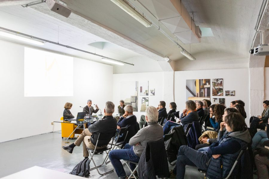 20 maggio 2019 - con Inès Lamunière e Vittorio Magnago Lampugnani «Progettare alla scala della città. Architettura e forma urbana» - CASABELLAlaboratorio - Milano (1/4)