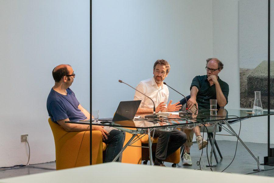 27 giugno 2019 - con Oliver Lütjens e André Tavares «La città europea come traguardo culturale» - CASABELLAlaboratorio - Milano (2/4)