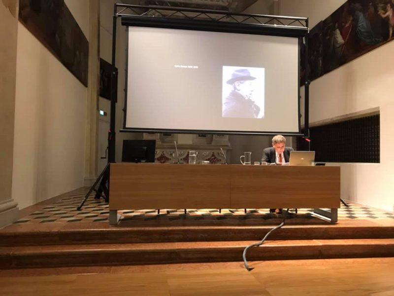 30 maggio 2019 - con Francesco Dal Co «Carlo Scarpa» - Treviso