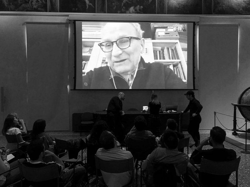 31 maggio 2019 - con J. K. Mauro Pierconti «Carlo Scarpa e il Giappone. La Tomba Brion nelle fotografie di Sekiya Masaaki (1942-2002)» - Vicenza