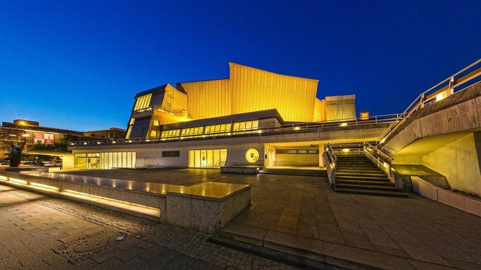 La Filarmonica di Berlino | regia di Wim Wenders tratto da «Le cattedrali della cultura» | con Marco Mulazzani | 11 settembre 2019