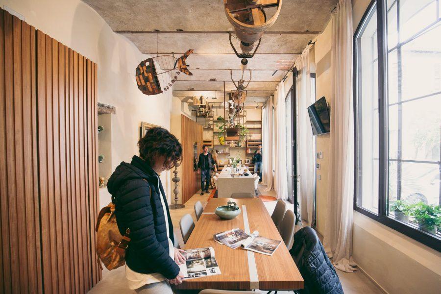 Visite guidate dai progettisti | Itinerario 1: Casa Gottardi, Alessandro Bucci Architetti – Casa MAIO, Ellevuelle – Casa studio Manara, Paolo Rava | 12 Ottobre 2019 | © Adrian Lungu
