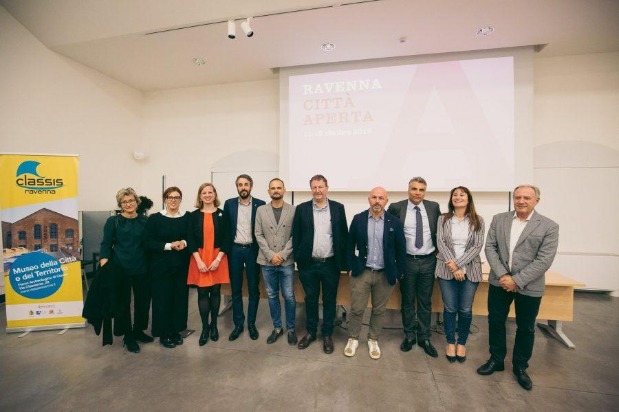 Conferenza inaugurale «Abitare in città/Dwelling in the city» con Cino Zucci Architetti | 11 Ottobre 2019 | © Adrian Lungu