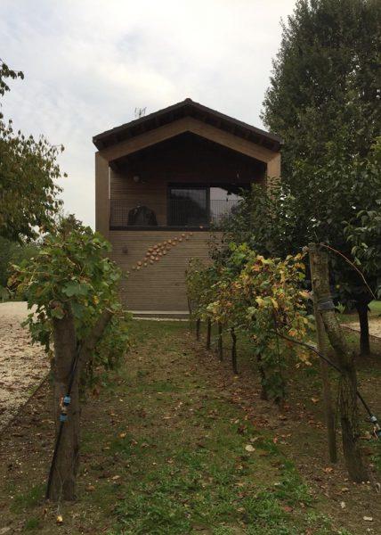 Visite guidate dai progettisti | Itinerario 6: Casa NS, GZL e Montini Architettura – Casa MT, GLZ – Casa in legno (via Crociaro), LBLA + partners | 13 ottobre 2019 | © Adrian Lungu