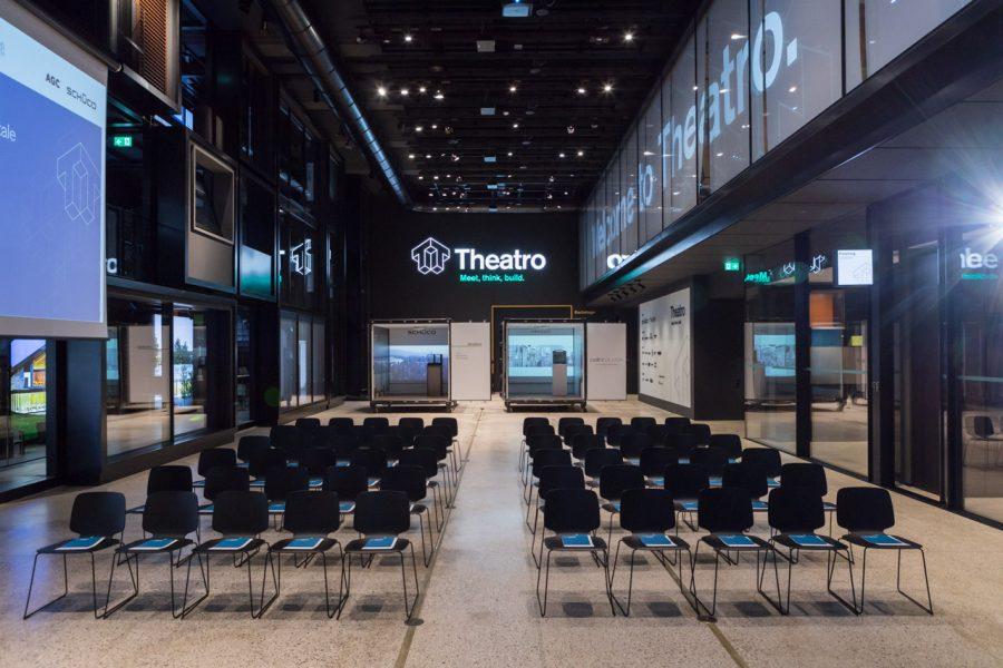 Ciclo d'incontri - Comfort e Architettura (2/3) | «Comunità» con Giorgio Santagostino e Monica Margarido (GSMM architetti) | © Filippo Podesta – Theatro