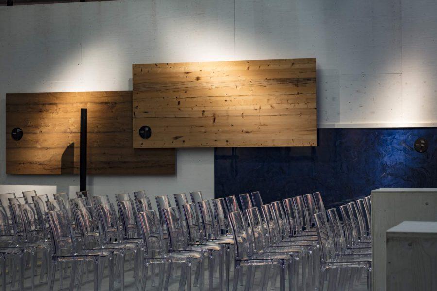 Film «Il potere dell'archivio. Renzo Piano Building Workshop», regia di Francesca Molteni | Presentazione del libro «Renzo Piano World Tour02» | © Matteo Lavazza