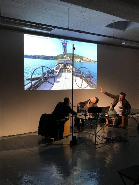 Parisotto+Formenton e Mylius | Aldo Parisotto e Alberto Simeone, mod. Antonio Vettese | Architetti tra le onde 2/2 | 11 novembre 2019 | © Giuliana Santoro