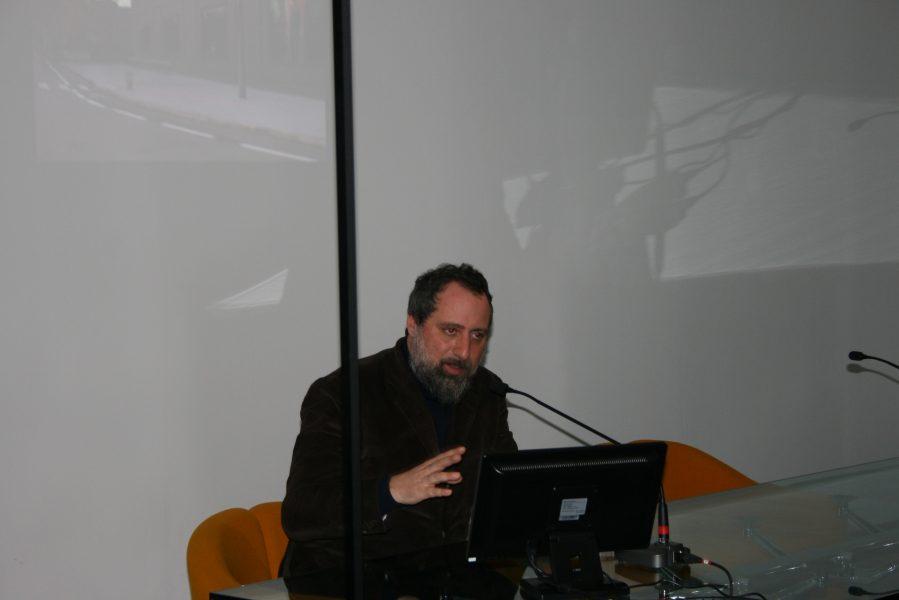 Umberto Napolitano – Lan Architecture | incontro in collaborazione con Cersaie | 13 gennaio 2020 | © Giuliana Santoro