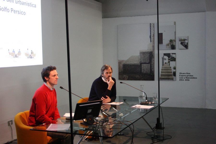 Davide Ponzini «Architettura e Urbanistica nelle città del Golfo Persico» | 20 gennaio 2020 | CASABELLAlaboratorio | © Giuliana Santoro