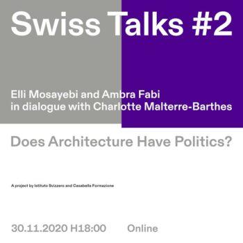 swiss talks #2